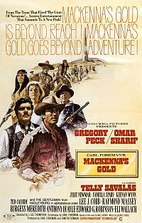Original movie poster for the film Mackenna's Gold.jpg
