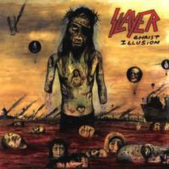Обкладинка альбому «Chirst Illusion» (Slayer, 2006)