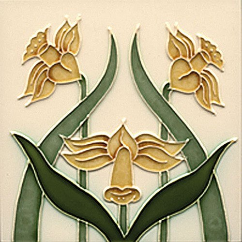 Art Nouveau Tiles 05