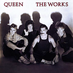 Обкладинка альбому «The Works» (Queen, 1984)