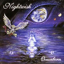 Обкладинка альбому «Oceanborn» (Nightwish, 1997)