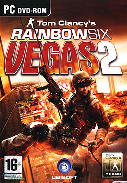 Tom Clancy's Rainbow Six- Vegas 2 постер укр..jpg