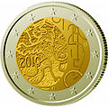€2 Commemorative coin Finland 2010.jpg