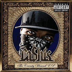 Обкладинка альбому «The County Hound EP» (Cashis, 2007)