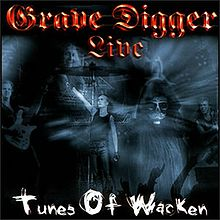 Обкладинка альбому «Tunes Of Wacken» (Grave Digger, 2002)