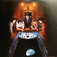 Обкладинка альбому «Back to the Egg» (Wings, 1979)