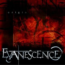 Обкладинка альбому «Origin» (Evanescence, 2000)