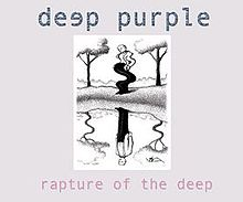 Обкладинка альбому «Rapture of the Deep» (Deep Purple, 2005)