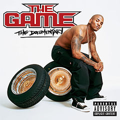 Обкладинка альбому «The Documentary» (The Game, 2005)