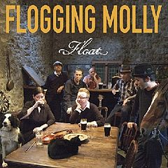 Обкладинка альбому «Float» (Flogging Molly, 2008)