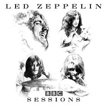 Обкладинка альбому «BBC Sessions» (Led Zeppelin, 1997)