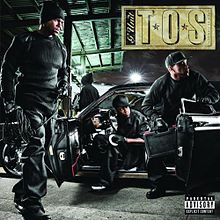 Обкладинка альбому «T•O•S (Terminate on Sight)» (G-Unit, 2008)