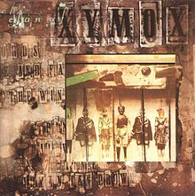 Обкладинка альбому «Clan of Xymox» (Clan of Xymox, 1985)