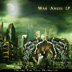 Обкладинка альбому «War Angel LP» (50 Cent, 2009)