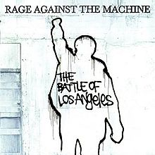 Обкладинка альбому «The Battle of Los Angeles» (Rage Against the Machine, 1999)