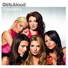 Обкладинка альбому «Chemistry» (Girls Aloud, 2005)