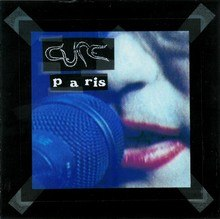 Обкладинка альбому «Paris» (The Cure, 1993)