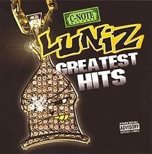 Обкладинка альбому «Greatest Hits» (Luniz, 2005)