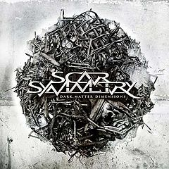 Обкладинка альбому «Dark Matter Dimensions» (Scar Symmetry, 2009)