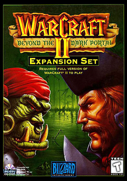 Warcraft II Beyond the Dark Portal boxart.png