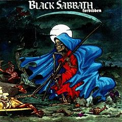 Обкладинка альбому «Forbidden» (Black Sabbath, 1995)