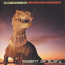 Обкладинка альбому «Moment of Glory» (Scorpions, Moment of Glory(2000))