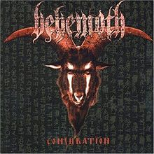 Обкладинка альбому «Conjuration» (Behemoth, 2003)