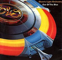 Обкладинка альбому «Out of the Blue» (Electric Light Orchestra, 1977)