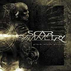Обкладинка альбому «Pitch Black Progress» (Scar Symmetry, 2006)