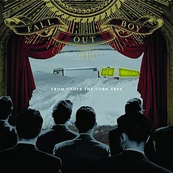Fall Out Boy - From Under the Cork Tree (album cover).jpg