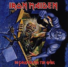 Обкладинка альбому «No Prayer for the Dying» (Iron Maiden, 1990)