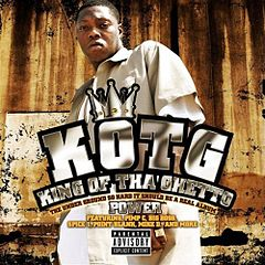 Обкладинка альбому «King of tha Ghetto: Power» (Z-Ro, 2007)