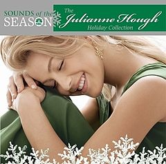 Обкладинка альбому «Sounds of the Season: The Julianne Hough Holiday Collection» (Джуліанн Гаф, 2008)