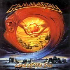 Обкладинка альбому «Land of the Free» (Gamma Ray, 1995)