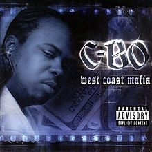 Обкладинка альбому «West Coast Mafia» (C-Bo, 2002)