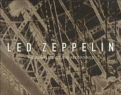 Обкладинка альбому «The Complete Studio Recordings» (Led Zeppelin, 1993)