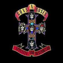 Обкладинка альбому «Appetite for Destruction» (Guns N' Roses, 1987)