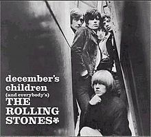 Обкладинка альбому «December's Children» (The Rolling Stones, 1965)
