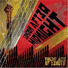 Обкладинка альбому «Violent Acts of Beauty» (London After Midnight, 2007)