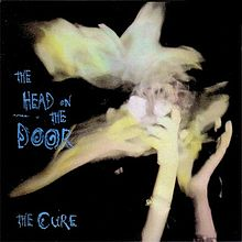 Обкладинка альбому «The Head on the Door» (The Cure, 1985)