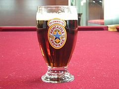 Келих Newcastle Brown Ale
