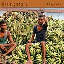 Обкладинка альбому «Bananas» (Deep Purple, 2003)