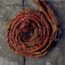 Обкладинка альбому «Further Down the Spiral» (Nine Inch Nails, 1995)