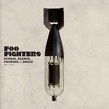 Обкладинка альбому «Echoes, Silence, Patience & Grace» (Foo Fighters, 2007)
