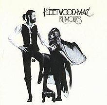 Обкладинка альбому «Rumours» (Fleetwood Mac, 1977)