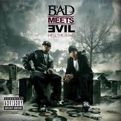 Обкладинка альбому «Hell: The Sequel» (Bad Meets Evil, 2011)