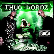 Обкладинка альбому «In Thugz We Trust» (Thug Lordz, 2004)