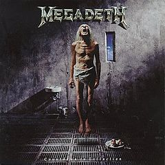 Обкладинка альбому «Countdown to Extinction» (Megadeth, 1992)