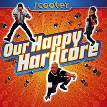 Обкладинка альбому «Our Happy Hardcore» (Scooter, 1996)