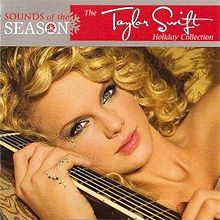 Обкладинка альбому «Sounds of the Season: The Taylor Swift Holiday Collection» (Тейлор Свіфт, 2007)